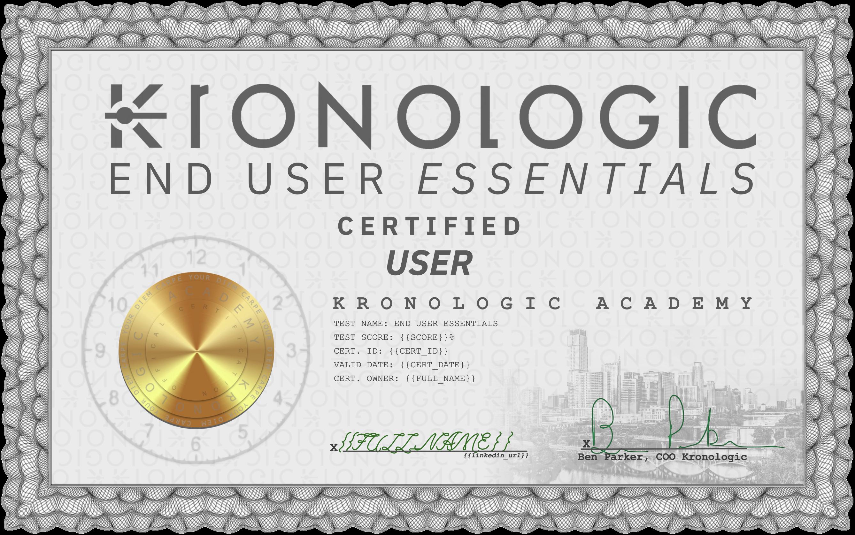 End User Essentials-1
