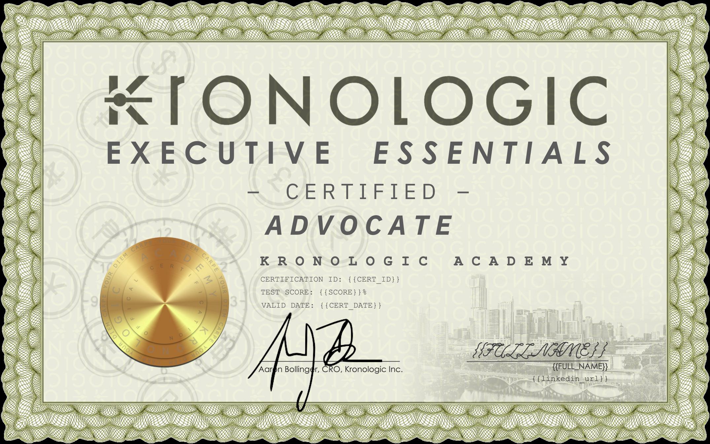 Executive Essentials-1